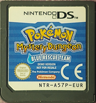 Pokémon Mystery Dungeon Blue Rescue Team Demo Version.png